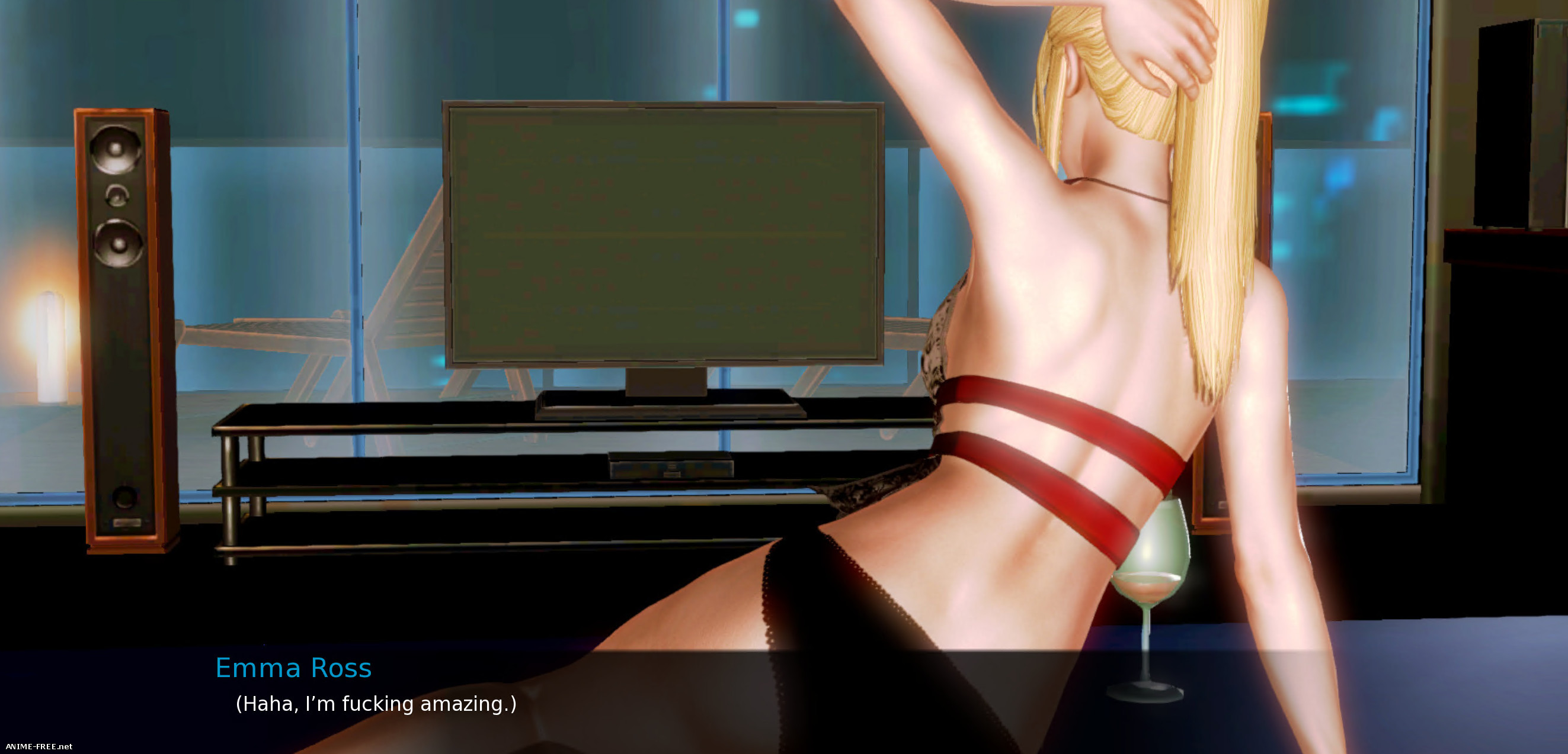 Адвокат / The Lawyer [2018] [Uncen] [ADV, 3DCG] [Android Compatible] [ENG] H-Game