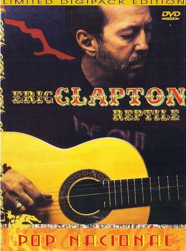 Eric Clapton - Reptile 1990 (2012, DVD5)
