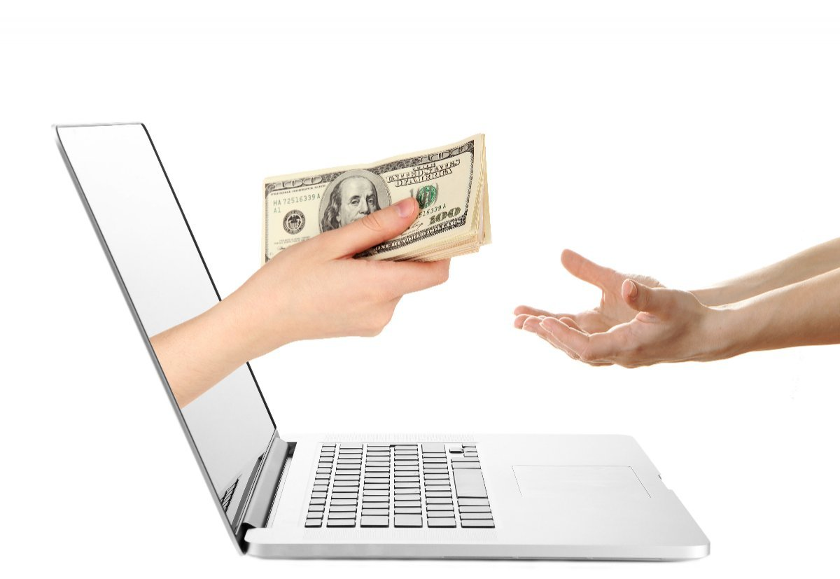 Кредиты через интернет онлайн