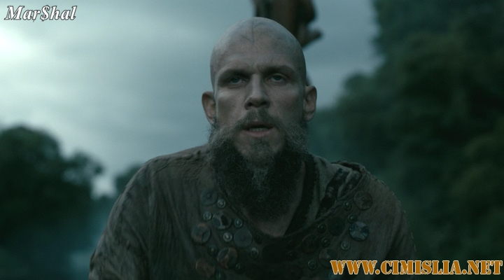 Викинги / Vikings [S05] [2017-2018 / WEB-DLRip | LostFilm]