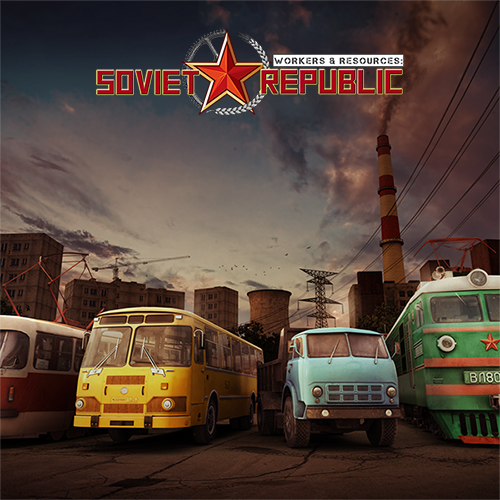 Workers & Resources: Soviet Republic [v 0.7.3.5 | Early Access] (2019) PC | Repack