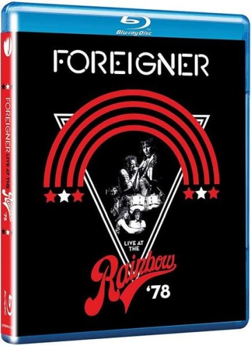 Foreigner - Live At The Rainbow '78 (2019, Blu-ray)