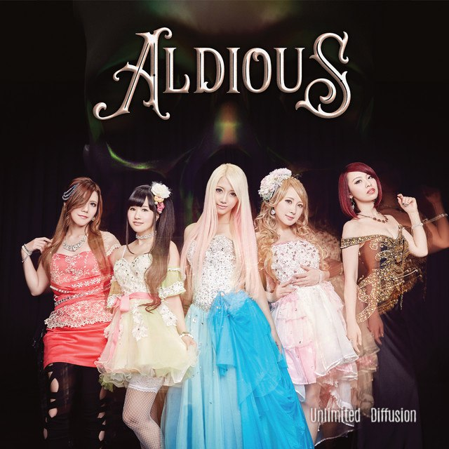 20181213.2332.2 Aldious - Unlimited Diffusion cover.jpg