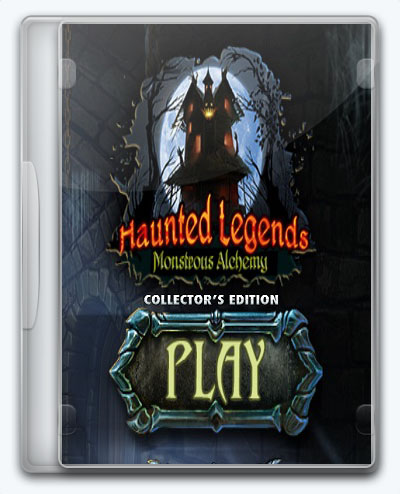 Haunted Legends 12: Monstrous Alchemy (2017) [En] (1.0) Unofficial [Collectors Edition]