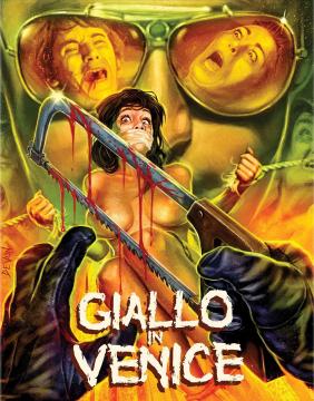 Кровь в Венеции / Giallo a Venezia (1979) BDRip 720p