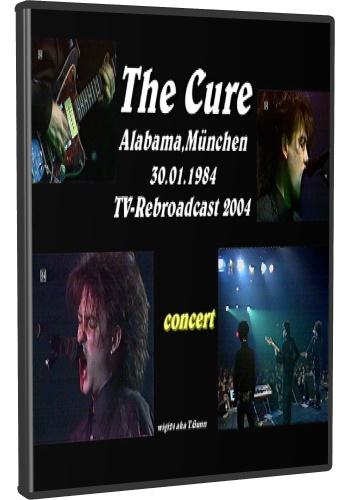 The Cure - Alabama, München 1984 (2004, DVD5)