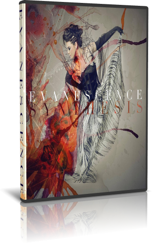 Evanescence - Synthesis (Deluxe Edition) (2017, DVD9)