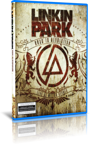 Linkin Park - Road To Revolution - Live At Milton Keynes (2008, Blu-ray)