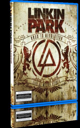Linkin Park - Road To Revolution - Live At Milton Keynes (2008, Blu-ray)