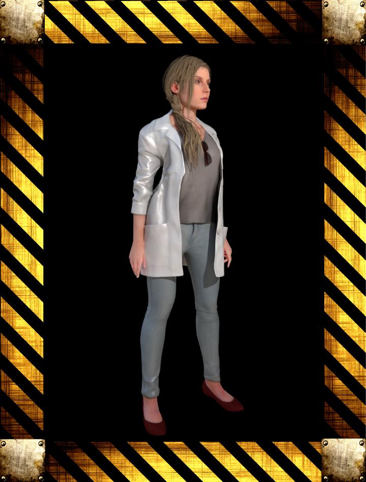 Персонажи Resident Evil 2: Remake 361df0c3b9d8f488577d20027f030f46