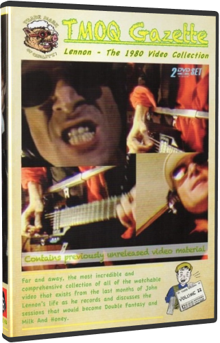 John Lennon - The 1980 Video Collection (2015, 2xDVD5)