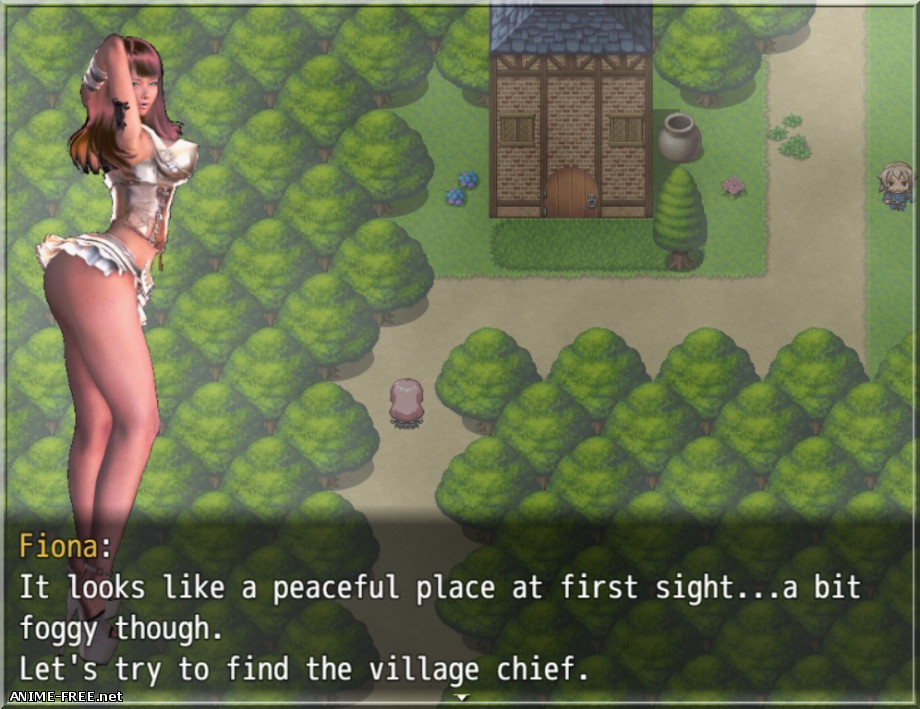 Chronicles of Leridia [2016] [Uncen] [RPG, 3DCG] [ENG] H-Game