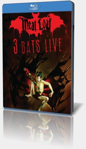 Meat Loaf - 3 Bats Live (2007, Blu-ray)