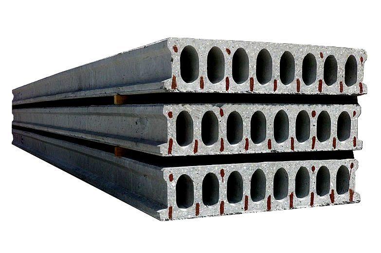 Железобетонные плиты: нюансы изготовления и применения