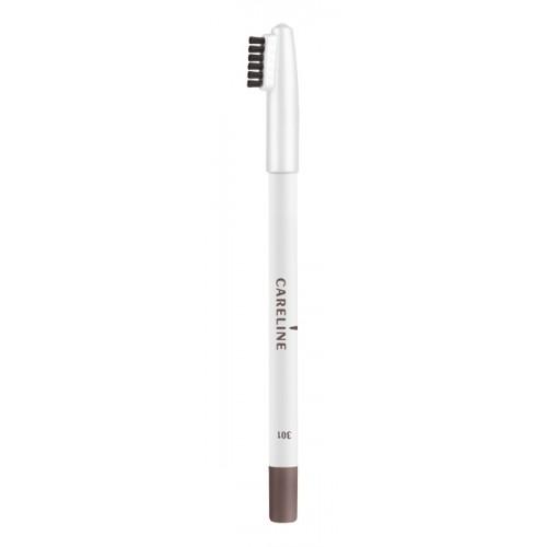 CARELINE устойчивый карандаш для бровей №301(д/блондинок)