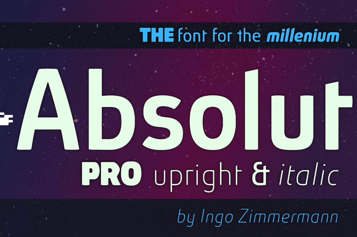 Шрифт Absolut Pro