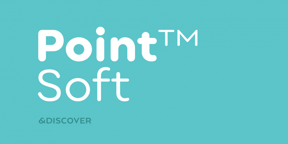 Шрифт Point Soft