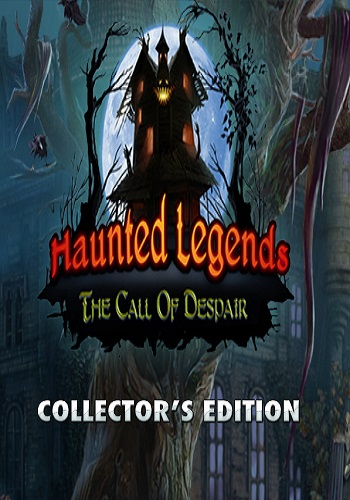 Haunted Legends 14: The Call of Despair. Collector's Edition / [2019, квест, поиск предметов]