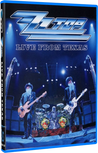 ZZ Top - Live from Texas (2008, BDRip 1080p)
