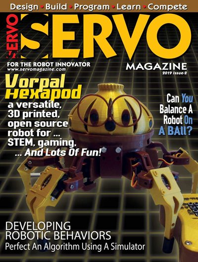 Servo Magazine Issue 2 2019