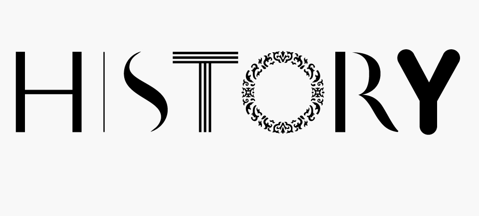 Шрифт History Pro