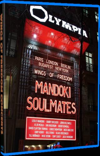 ManDoki Soulmates - Wings Of Freedom (2019, Blu-ray)