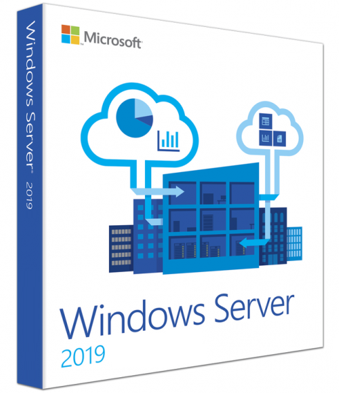 Windows Server 2019 64Bit VL with Update 06.2019