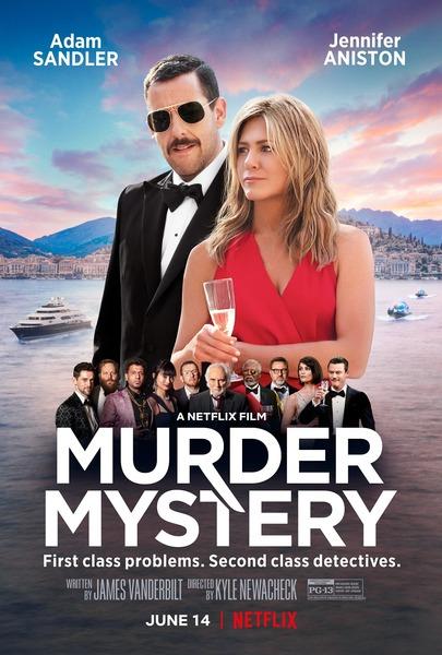 Загадочное убийство / Murder Mystery (2019) WEB-DL 1080p | Пифагор