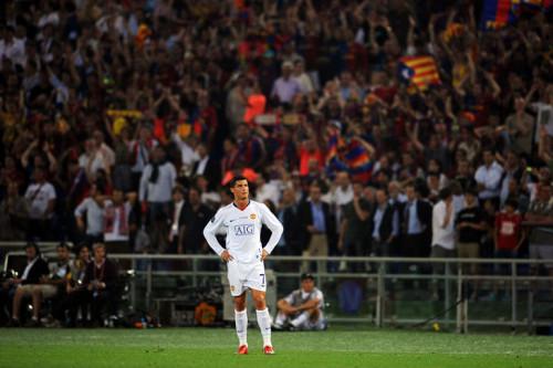История перехода К. Роналду в «Реал» [Футбол]