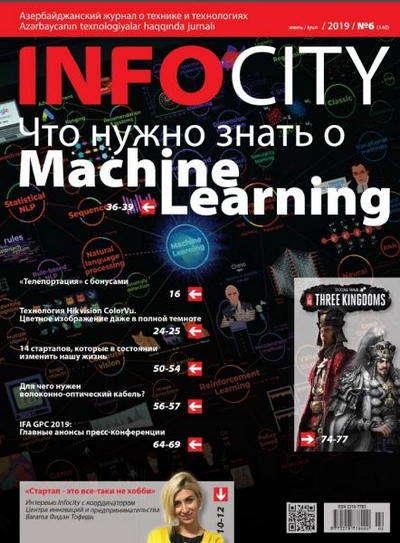 InfoCity №6 (июнь 2019)