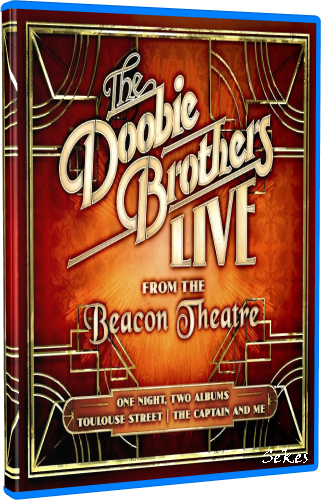 The Doobie Brothers - Live From The Beacon Theatre (2019, Blu-ray)