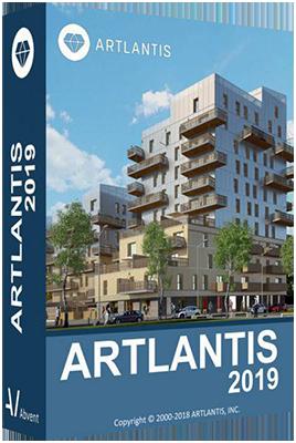Artlantis 2019 + Media v 8.0.2.16195 [Multi / Ru]