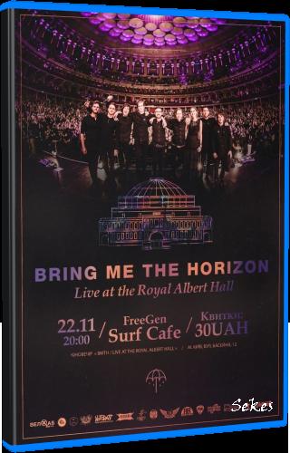 Bring Me The Horizon - Live At The Royal Albert Hall (2016, Blu-ray)