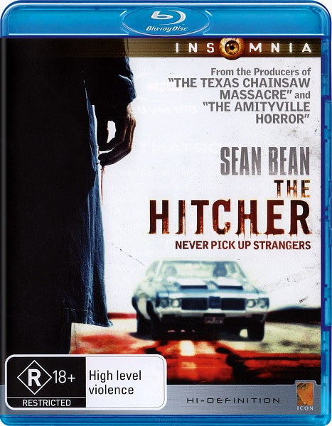 Попутчик / The Hitcher (2007) BDRip-AVC | AUS Transfer | Open Matte | D, P