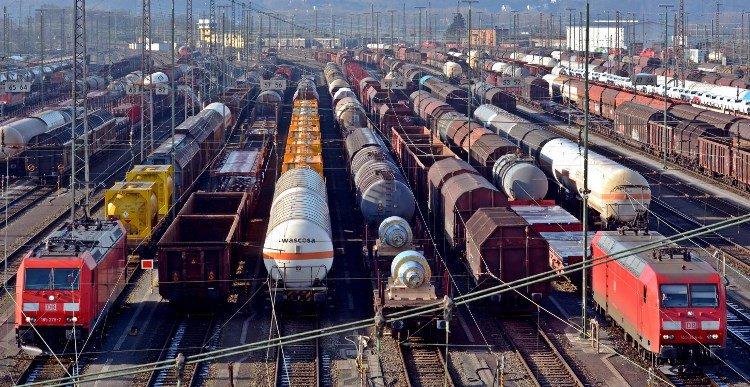 железнодорожная перевозка грузов