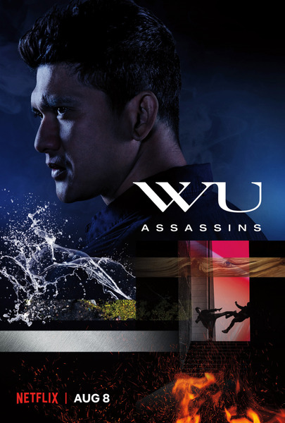 «У» значит убийцы / Ассасины Ву / Wu Assassins [01x01-07 из из 10] (2019) WEB-DLRip | VSI Moscow