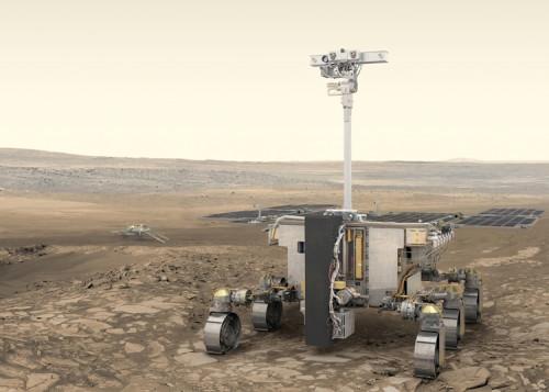 Сроки реализации миссии ExoMars-2020 пересмотрены [В Мире]