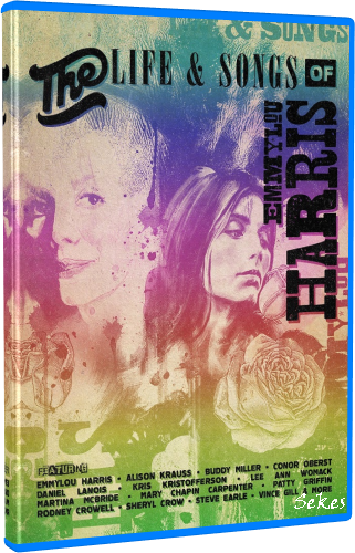 The Life & Songs of Emmylou Harris - An AllStar Concert Celebration (2016, Blu-ray)