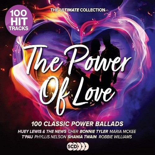 VA – Power Of Love – The Ultimate Collection (5CD) (2019)