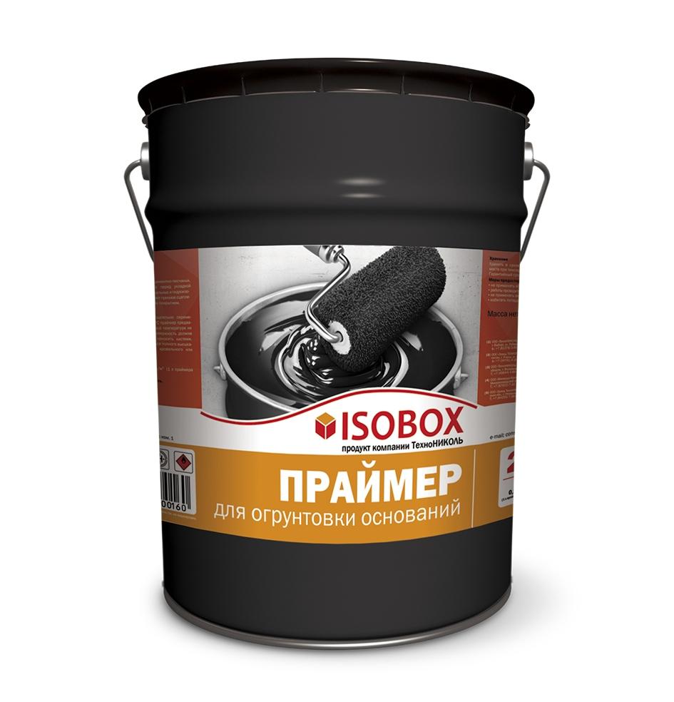 Битумный праймер ISOBOX