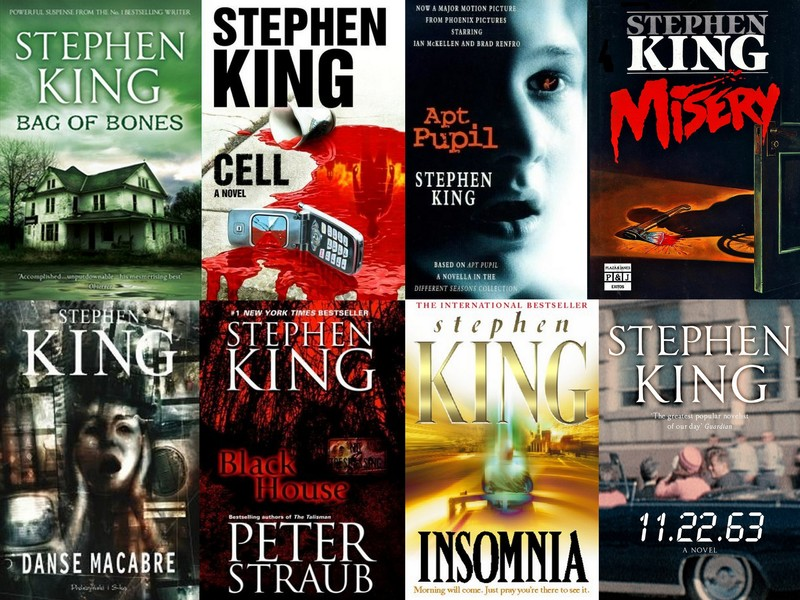Stephen King - Collection