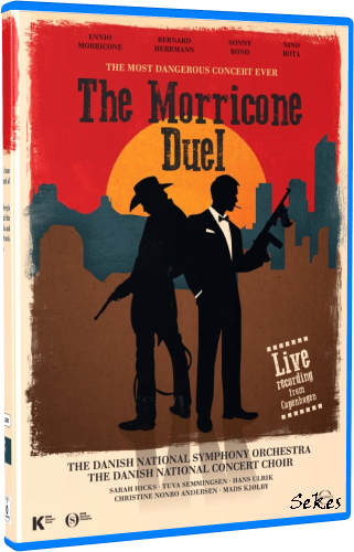 The Morricone Duel: The Most Dangerous Concert Ever (2018, Blu-ray)
