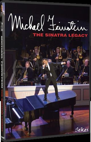 Michael Feinstein - The Sinatra Legacy (2019, DVD5)