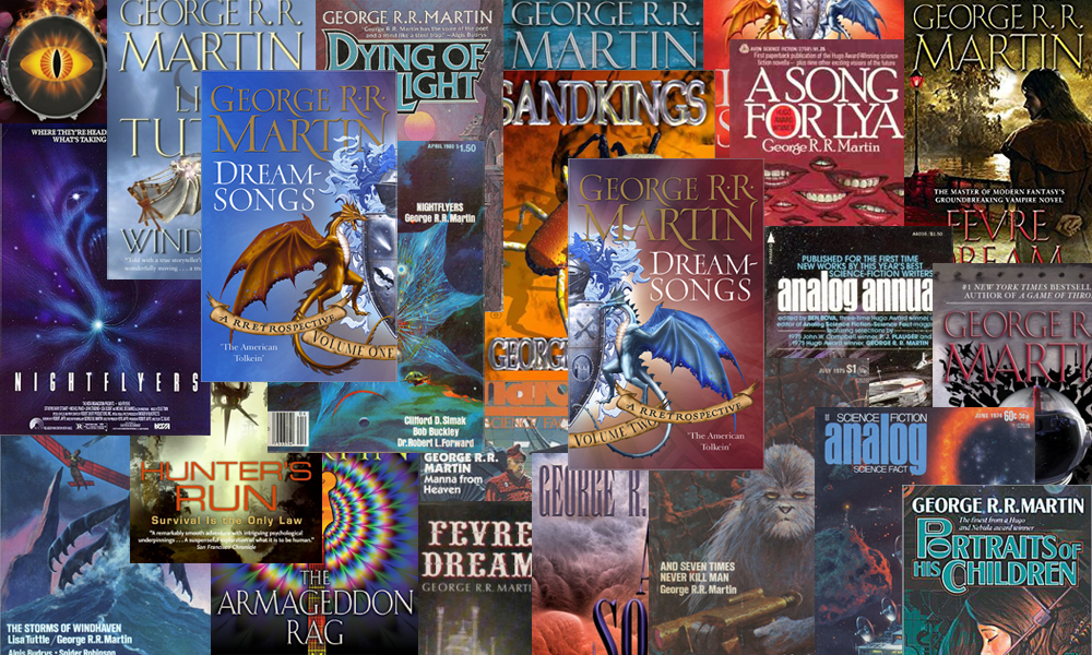 George R. R. Martin - Collection