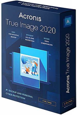 Acronis True Image 2020 24.6.1 build 25700 Final + BootCD