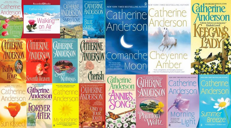Catherine Anderson - Collection