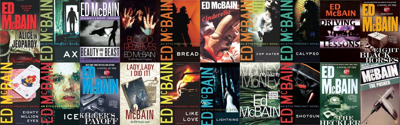 Ed McBain - Collection