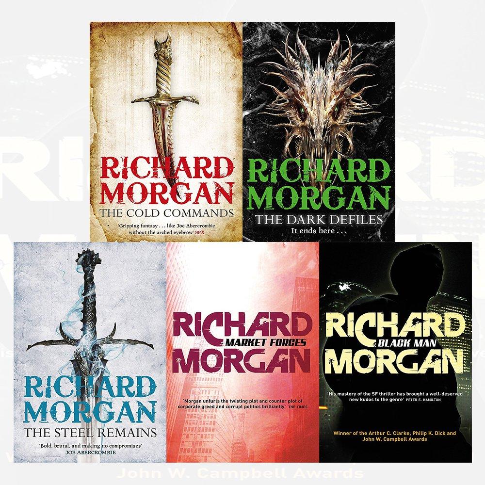 Richard Morgan - Collection