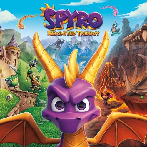 Spyro Reignited Trilogy (2019) PC | Repack