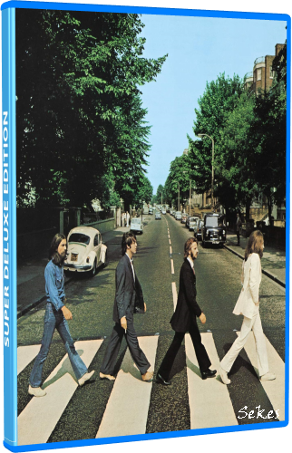 The Beatles - Abbey Road (50th Anniversary Super Deluxe Edition) (1969/2019, Blu-ray)